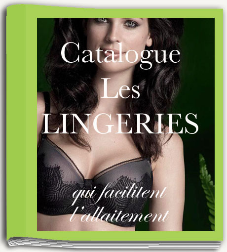 Catalogue Les LINGERIES
